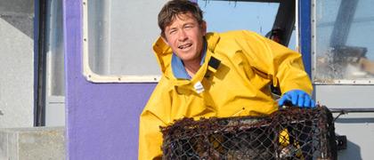 Portrait du pêcheur